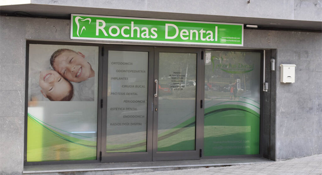 fachada Rochasdental