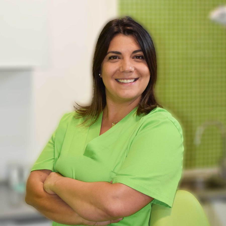 Odontóloga Paola