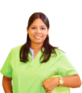 Doctora Maria Alejandra Rocha